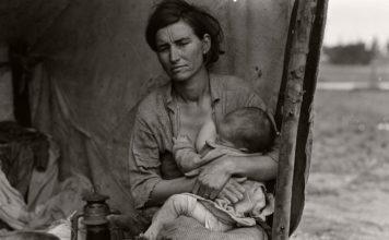 Margaret Bourke-White e Dorothea Lang mostra milano