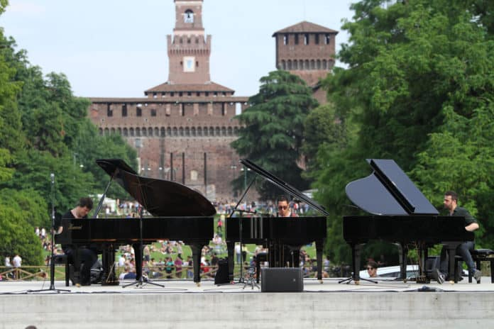 piano city 2020 milano