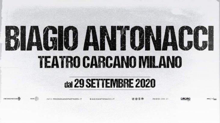biagio antonacci biglietti teatro carcano milano
