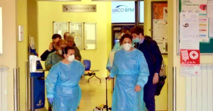 ospedale sacco coronavirus primo contagiato milano