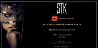 stk dinner show carnevale