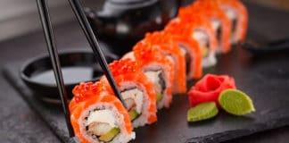 sushi milano