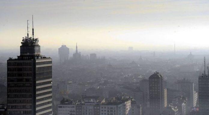nord italia diminuisce lo smog coronavirus