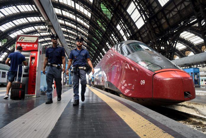 fase 3 lombardia trasporti stazione centrale