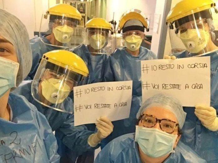 coronavirus malati sommersi medici