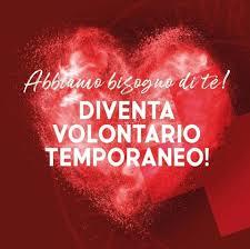 croce rossa italiana cerca volontari