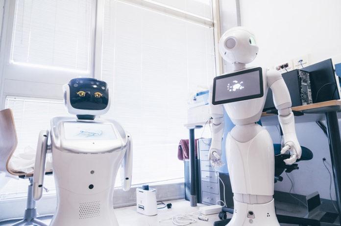 medici-robot ospedali