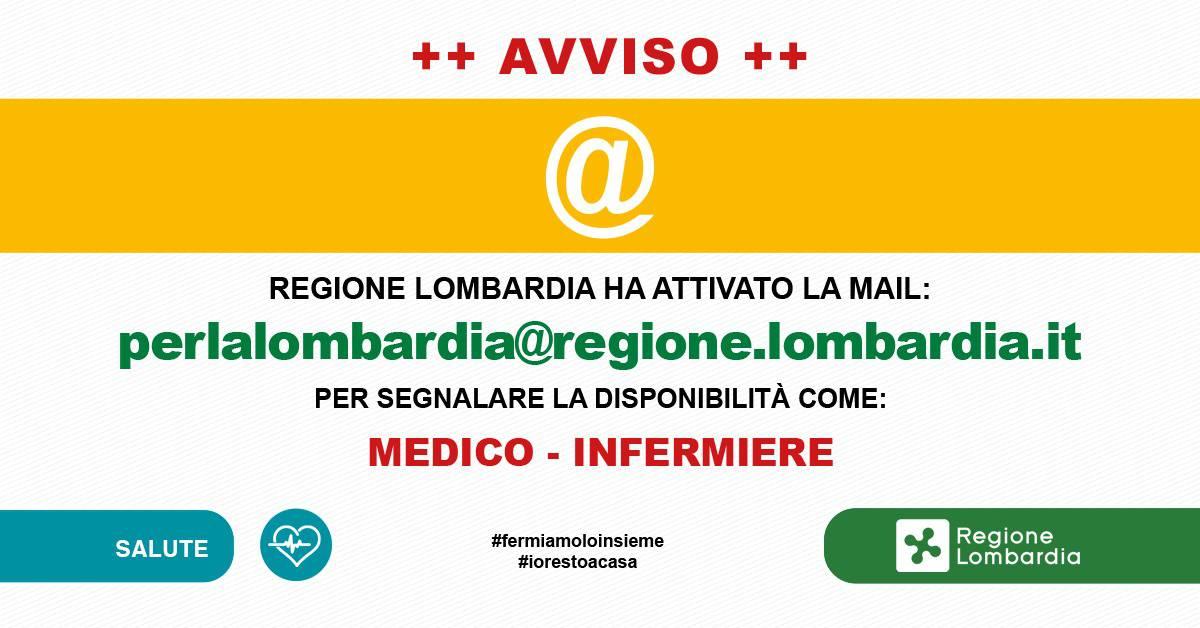 Ospedale da campo donato a Cremona dalla Ong Americana Samaritan's Purse
