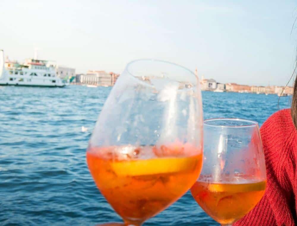 venezia aperitivo gratis