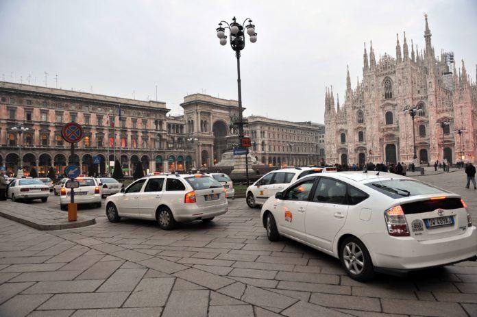 taxi gratis milano legacoop