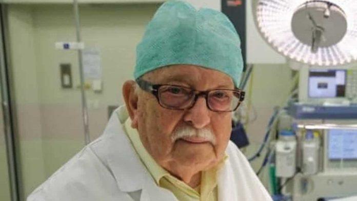 dottor giron 85 anni
