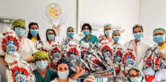 ferrero dona uova di pasqua a medici e infermieri