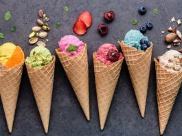 gelato online milano
