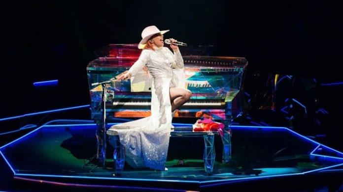 One World Together At Home lady gaga concerto