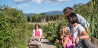 passeggiate con bambini coronavirus decreto viminale fontana