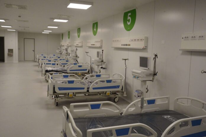 milano sileri ospedale in fiera