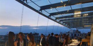 the roof milano terrazza prenotazioni