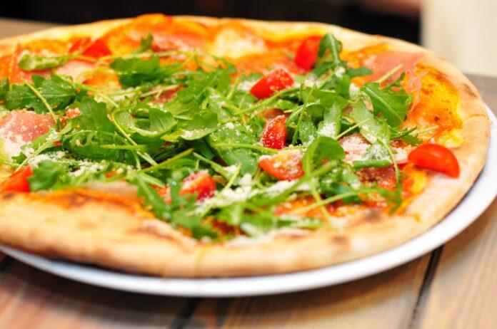 pizza crocca