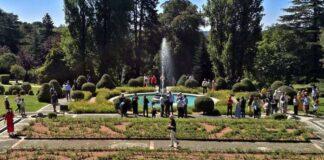 varese parco di Villa Toepltiz