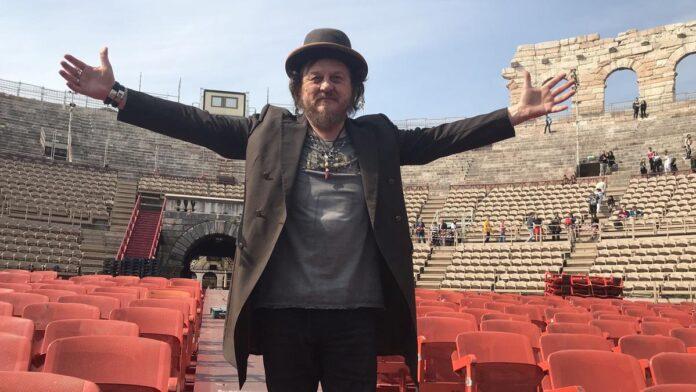 zucchero nuovi concerti arena di verona 2021 biglietti