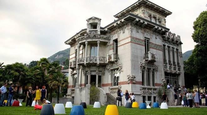 villa bernasconi apre