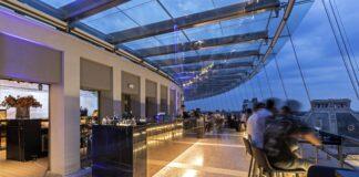 the roof milano menu e ristorante