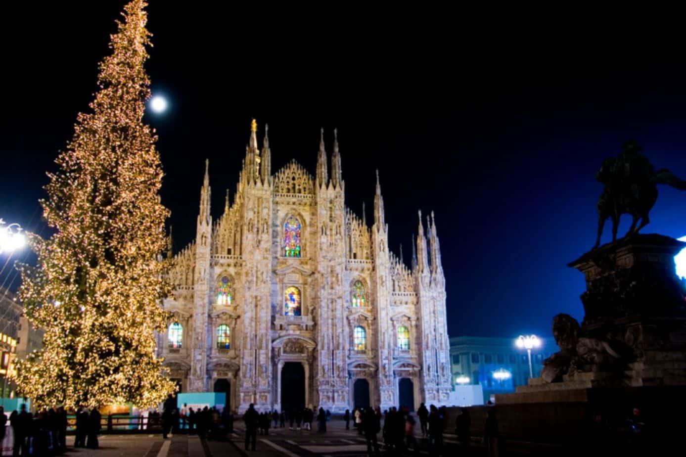 Albero Di Natale 2020.Il Natale 2020 A Milano All Insegna Di Solidarieta E Ripartenza