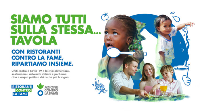 RISTORANTI CONTRO LA FAME: il progetto prende il via anche a Milano