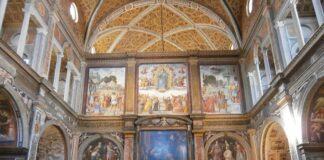 san maurizio cappella sistina di milano