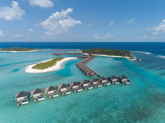 maldive resort all you can stay