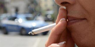 milano divieto di fumo