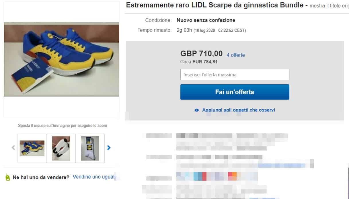scarpe lidl online