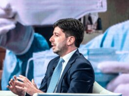 ministro speranza vaccino anticovid