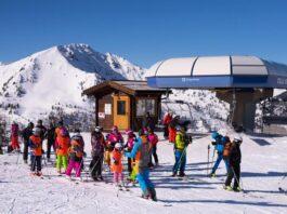 apertura piste da sci svizzera apre le piste da sci