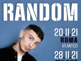 random biglietti tour 2021 milano
