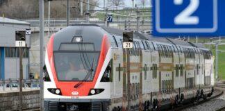 svizzera stop treni verso l'italia