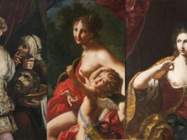 LE SIGNORE DELL'ARTE: storie di donne tra '500 e '600,in mostra a Palazzo Reale