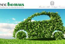 Bonus auto elettrica o ibrida 2021 ecobonus