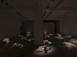 I DORMIENTI DI MIMMO PALADINO: in mostra alla Cardi Gallery di Milano
