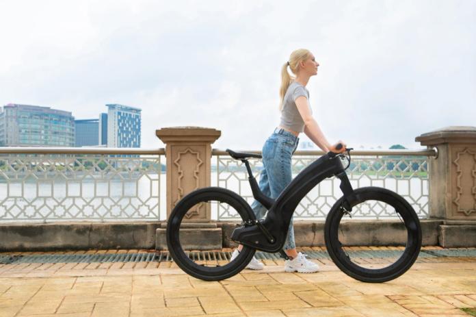 REEVO: in arrivo dagli USA la bici senza raggi del futuro!