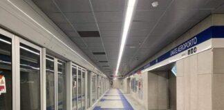 Metropolitana Milano M4 Linate