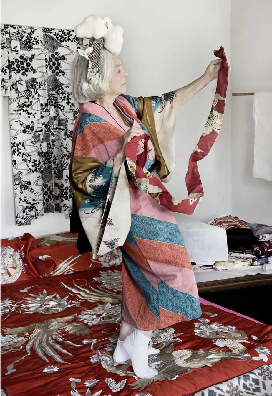 Kimono giapponesi di Nancy Martin Stetson