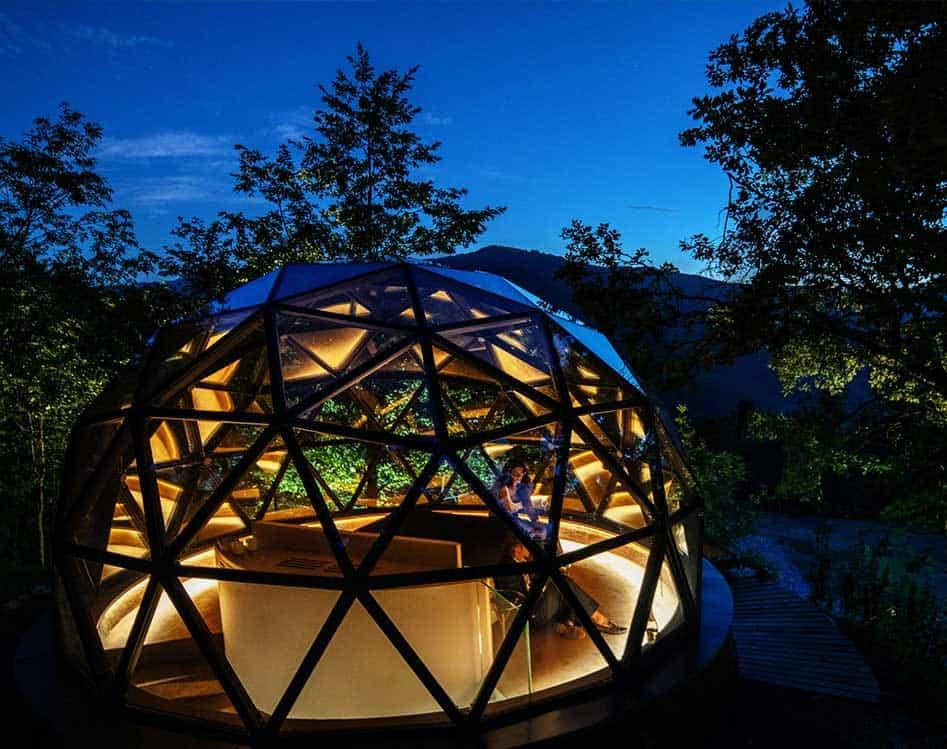 SUITE FRA GLI ALBERI: la ripartenza creativa e green di Park Hotel Olimpia