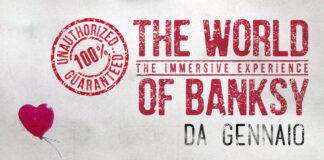 THE WORLD OF BANKSY – THE IMMERSIVE EXPERIENCE: la mostra presto a Milano!
