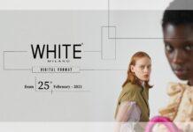 fashion week milano white