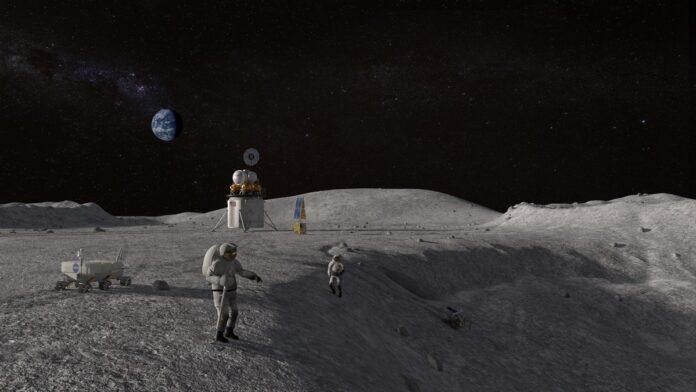 prima donna sulla luna: nasa sceglie spacex di elon musk