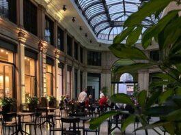 the gallery cafè meravigli