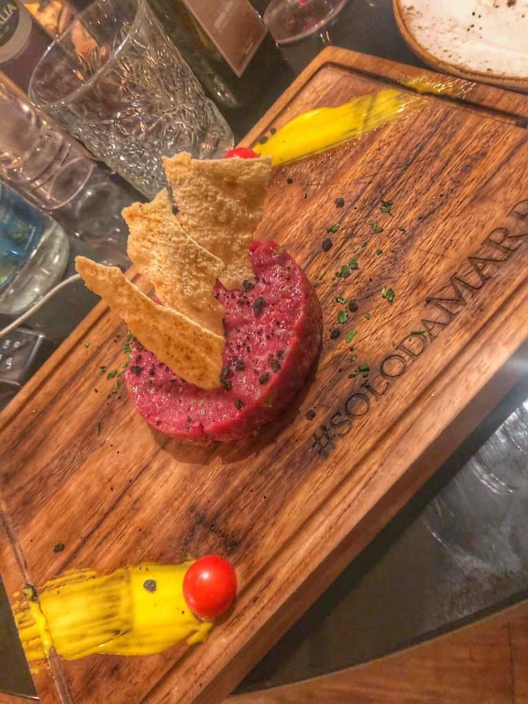 marro garden ristorante