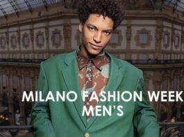 milano fashion week men's collection