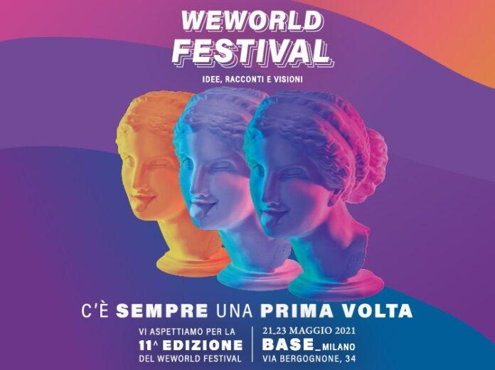 weworld festival 2021